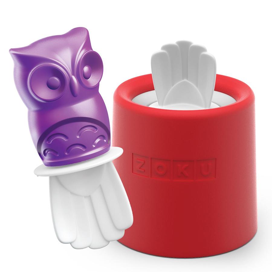 Форма для мороженого Zoku Owl ZK123-014