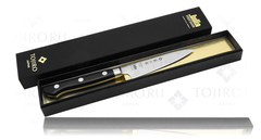 Нож овощной 10см (37 слоев) Tojiro / Julia Vysotskaya Professional F-648 JV