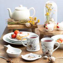 Блюдце для чайных пакетиков Country Hens P&K P_0059.639