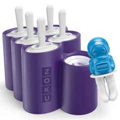 Форма для мороженого Zoku Space 6 шт. ZK124
