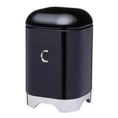 Ёмкость для хранения кофе Lovello Retro black Kitchen Craft LOVCOFFEEBLK