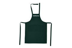 Фартук Большой 90х70 темно-зеленый Samura SAP-01DGR/K