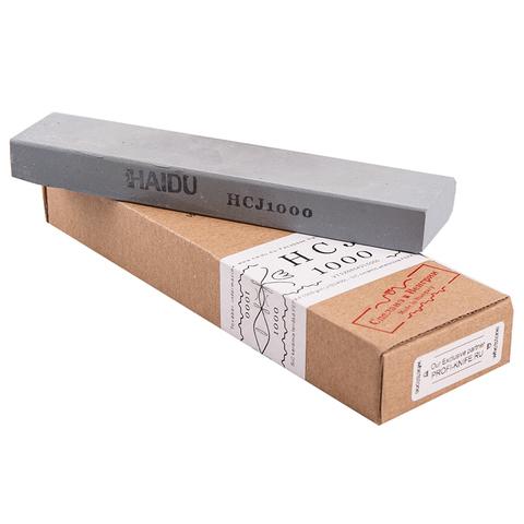 Камень для заточки #2600 керамика+карбид кремния HAIDU HCJ1000