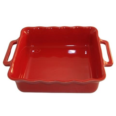 Форма квадратная 34,5 см Appolia Delices CHERRY 140034520
