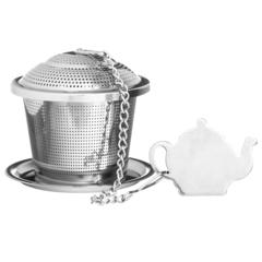 Емкость для заваривания чая с блюдцем P&K P_0056.560