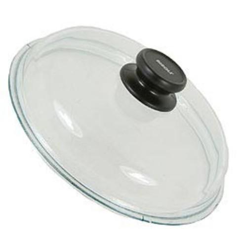Крышка стеклянная Risoli с жаропрочной ручкой и пароотводом 32см 00200S/32000