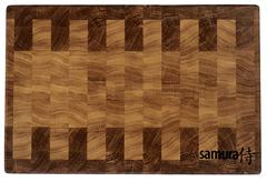 Разделочная доска торцевая 45х30х4,5см Samura SCB-02