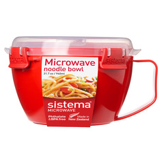 Кружка для лапши 940 мл Sistema MICROWAVE 1109