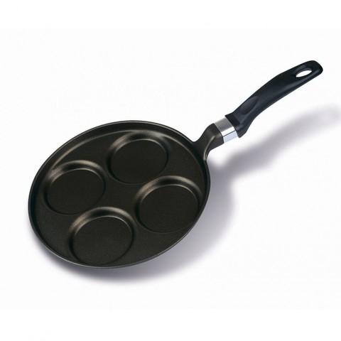 Литая сковорода для оладий Risoli Saporella 25см 00106M/25T00