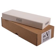 Камень для заточки #1000 корунд+керамический компонент  HAIDU HCV1000