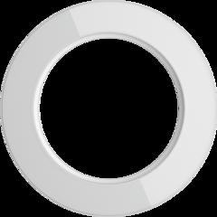 Рамка на 1 пост (Белый) WL21-frame-01 Werkel