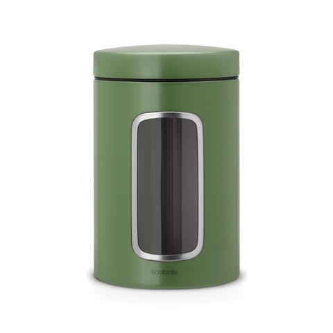 Контейнер для сыпучих продуктов с окном 1,4 л Brabantia 486005