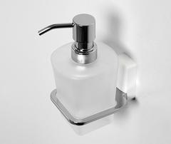 Leine K-5099WHITE Дозатор для жидкого мыла WasserKRAFT Серия Leine K-5000WHITE