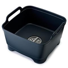 Контейнер для мытья посуды Joseph Joseph wash&drain™ серый 85056
