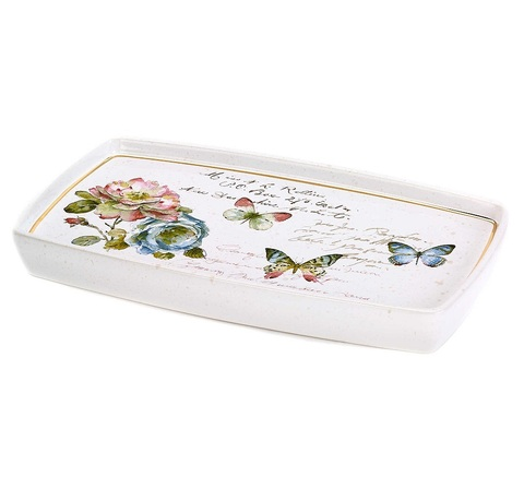 Подставка для предметов Avanti Butterfly Garden 13882TY