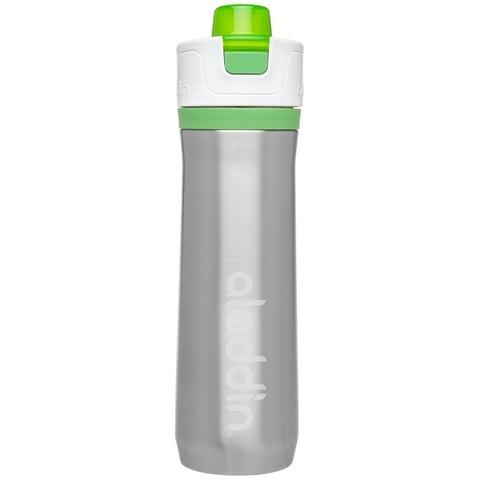 Бутылка для воды Aladdin Active Hydration (0,6 литра) зеленая 10-02674-004