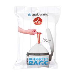 Пакет пластиковый 23 л 40 шт Brabantia 115608