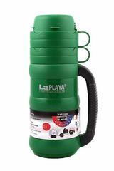 Термос LaPlaya Traditional 35-50 (0,5 литра) со стеклянной колбой, зеленый 560004