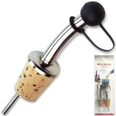 Крышка с металл.дозатором,пл. крышка, 2 шт, на карточке Westmark Vine accessory арт. 42302280