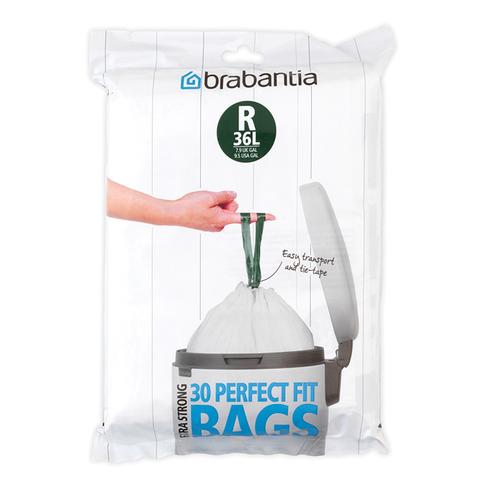 Пакет пластиковый 36 л 20 шт Brabantia 115646