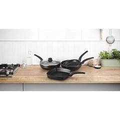 Сковорода антипригарная 20 см Brabantia Heat Matt Black 30003710