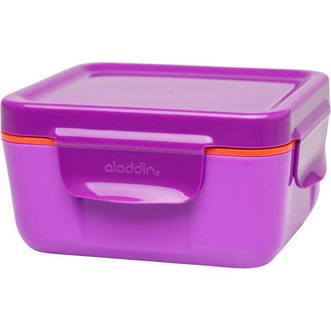 Ланч-бокс Aladdin с термоизоляцией (0,47 литра) фиолетовый
