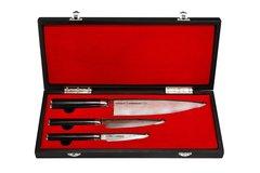 Набор из 3 ножей в подарочной коробке Samura Damascus SD-0220/Y