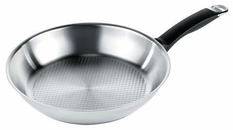 Сковорода 28 см Silver Star Kuhn Rikon 31218