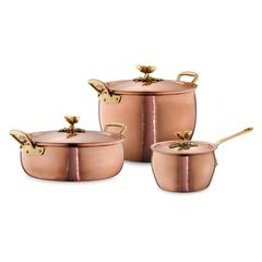 Набор посуды из 3 предметов RUFFONI Historia decor арт. HISTORIA-3