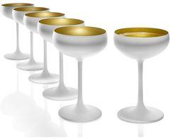 Набор из 6 бокалов для шампанского 230мл Stolzle Elements