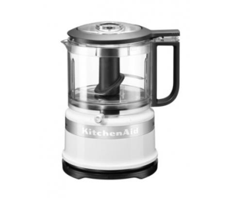 Кухонный мини-комбайн 830мл KitchenAid (Белый) 5KFC3516EWH