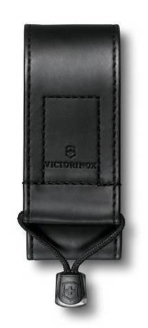 Чехол из искусственной кожи Victorinox, черный, для Swiss Officers Knife 91 и 93 мм толщиной 2-4 уро MV-4.0480.3