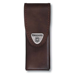 Чехол кожаный Victorinox, для мультитулов SwissTool Spirit, коричневый 4.0822.L