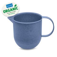 Кувшин PALSBY Organic 1,2 л синий Koziol 3850671