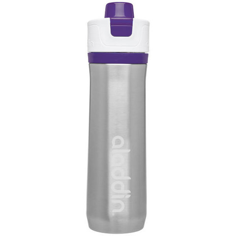 Бутылка для воды Aladdin Active Hydration (0,6 литра) фиолетовая