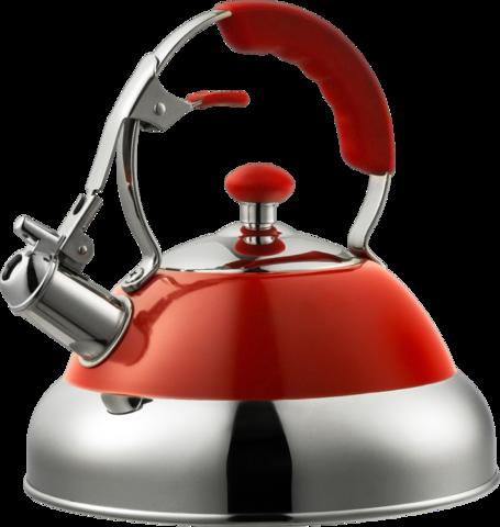 Чайник со свистком 2,75л Wesco Classic 340521-02