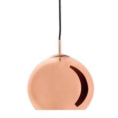 Лампа подвесная Ball, ?25 см, бронзовая в глянце Frandsen 13702105001