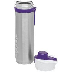 Бутылка для воды Aladdin Active Hydration (0,6 литра) фиолетовая 10-02674-006