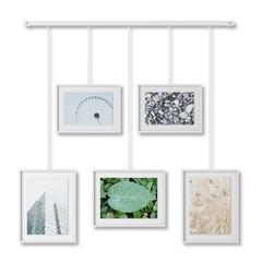 Панно для фотографий Exhibit белое Umbra 1013426-660*