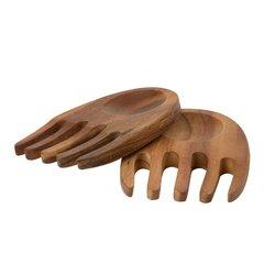 Набор приборов для салата «Руки» Tuscany Acacia T&G 10489