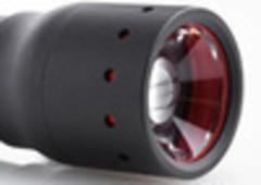 Фонарь светодиодный с креплением LED Lenser P7.2N , 320 лм., 4-AAA 1200