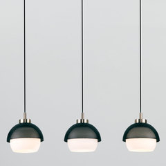 Подвесной светильник Eurosvet Nocciola 50106/3 античная бронза/черный