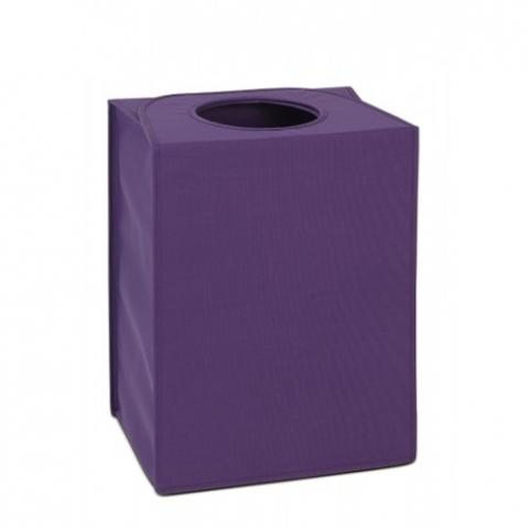Сумка для белья прямоугольная - Pansy purple (фиолетовый) Brabantia 101847