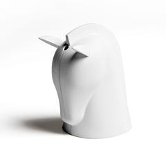 Держатель для зубочисток Unicorn, белый Qualy QL10295-WH