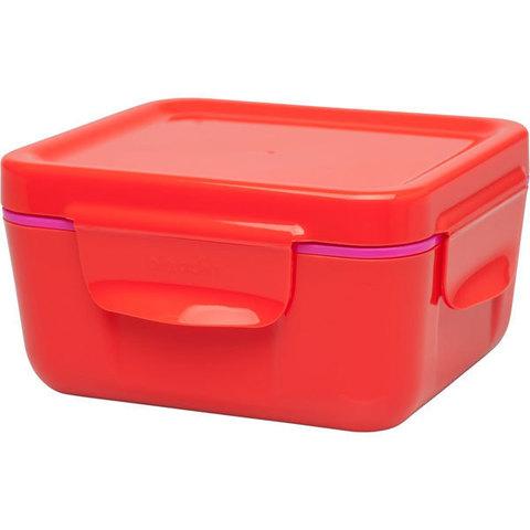 Ланч-бокс Aladdin с термоизоляцией (0,47 литра) красный
