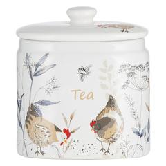 Емкость для хранения чая Country Hens P&K P_0059.632