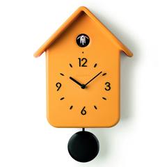 Часы с кукушкой QQ жёлтые Guzzini 168602165