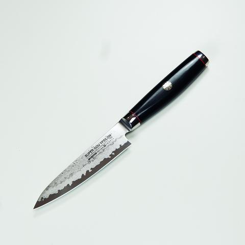 Набор из 3 кухонных ножей (193 слоя) YAXELL Super Gou Ypsilon арт. YA37200/YA37201/YA37202