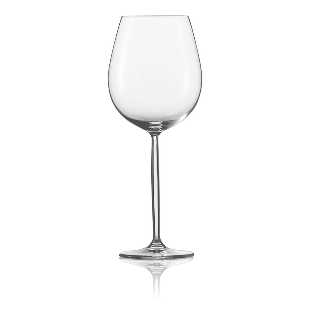 Набор из 6 бокалов для красного вина 460 мл SCHOTT ZWIESEL Diva арт. 104 095-6