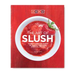 Книга рецептов Zoku The Art of Slush ZK117